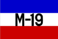 M-19Flag.png