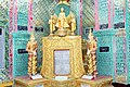 M028 Myanmar Mandalay Hill Temple Mont Mandalay (5695736991).jpg