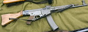 Assault rifle - Sturmgewehr 44