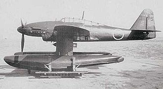 I-400-class submarine - The Aichi M6A ''Seiran''