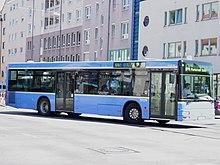Liste Der Münchner Buslinien Wikipedia