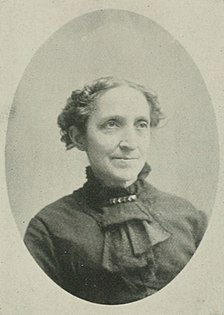 Mary Helen Peck Crane American church and temperance worker; writer