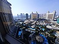 MC 澳門 Macau 萬豪酒店 JW Marriott Hotel room 28th Floor view November 2019 SS2 01.jpg