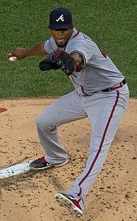 Julio Teherán Baseball player from Colombia
