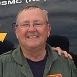 MGen Joe Anderson after flight in L-39 at Cleveland Airshow 20140830.jpg