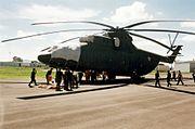 MI-26 en Mexico