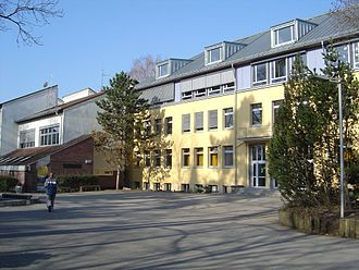 Rimbach, Hesse - Martin-Luther-Schule (Gymnasium)