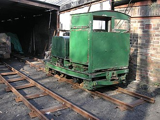 Moseley Railway Trust - Image: MR2197