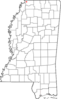 Walls, Mississippi Place in Mississippi, United States