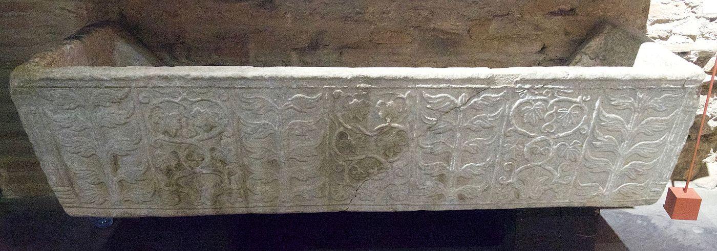 Sarcophage (cuve) (Ra 769)