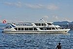 MS 'Uetliberg' der Zürichsee-Schifffahrtsgesellschaft (ZSG) beim Zürichhorn 2013-06-22 19-16-06 (P7700).JPG