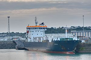 MS Arrow Cargo Ferry at St Helier Harbour.jpg