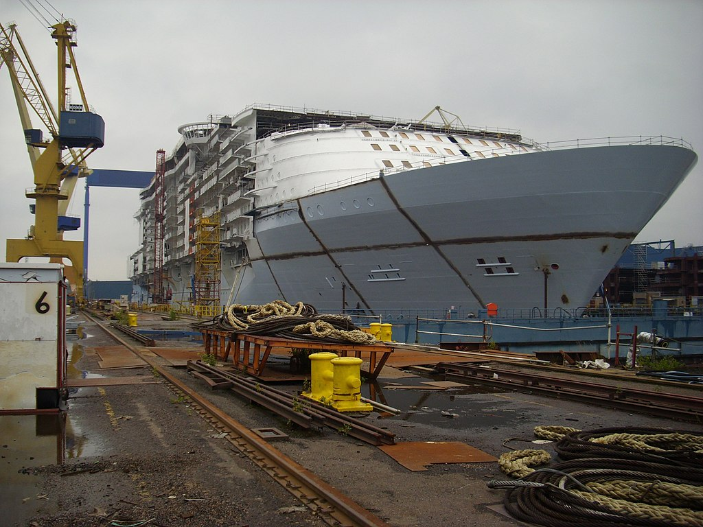 File:MS Oasis of the Seas.JPG - Wikipedia Oasis Of The Seas Construction