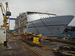 MS Oasis of the Seas - Image: MS Oasis of the Seas