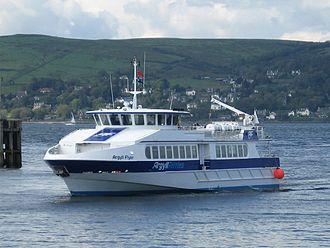 Argyll and Bute - MV-Argyll-Flyer-110709