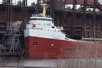 MV Frontenac Loads Iron Ore in Duluth.jpg