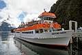 MV Milford Haven Milford Sound.NZ (9963621614).jpg