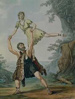 André-Jean-Jacques Deshayes French ballet dancer, choreographer and ballet master
