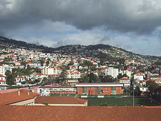 Madeira-Funchal's East, view from the Liceu.jpg