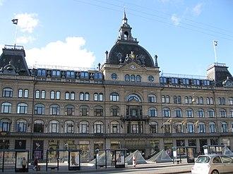 Albert Jensen - Image: Magasin du Nord, Kongens Nytorv