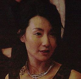 Maggie Cheung in Cannes (2007)