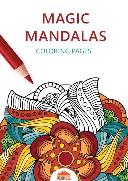 Image Result For Mandala Coloring Book