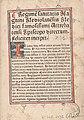 Magninus Mediolanensis, Regimen 1482 title page.jpg