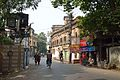 Mahendra Bhattacharya Road - Westward View - Jaan Bari Area - Chakraberia - Howrah 2014-11-04 0232.JPG