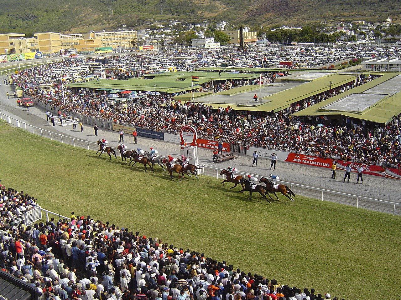 Champ de Mars Racecourse - Things to Do in Mauritius