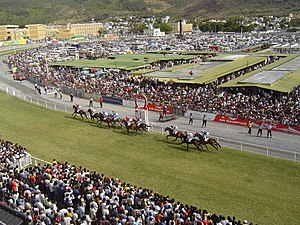 Maiden Cup 2006, Champ de Mars Racecourse, Port Louis, Mauritius - 20060910