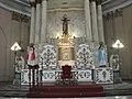 Main Altar of Basilica of Saint Martin of Tours, Taal, Batangas - panoramio.jpg