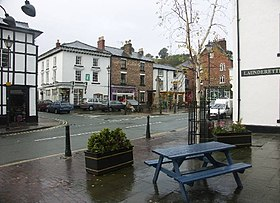 Main Square in Llanfyllin - geograph.org.uk - 21496.jpg