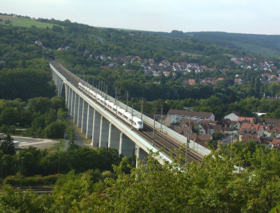 Maintalbrücke Veitshöchheim