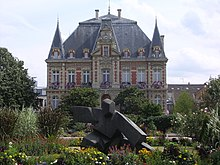 Rueil malmaison wikip dia for Entretien jardin rueil malmaison
