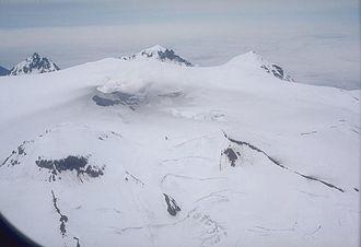 Makushin Volcano - Makushin Volcano in 1982