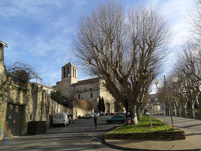 Malaucène  - Église Saint Pierre Saint Michel