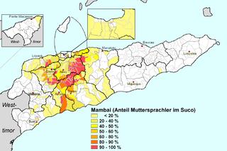 Mambai language (Timor)