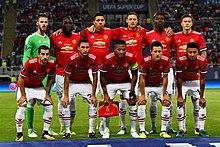 Manchester United F C  - Wikipedia