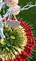 Manzanita Tree for Hire with Fruit Display.JPG