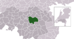 Location of Meierijstad