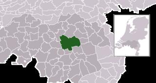 Meierijstad Municipality in North Brabant, Netherlands