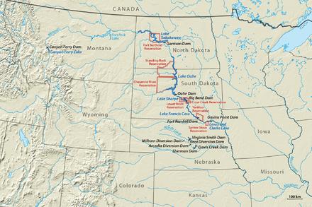 Pick Sloan Missouri Basin Program Wikipedia