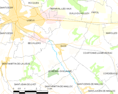Map commune FR insee code 14303.png