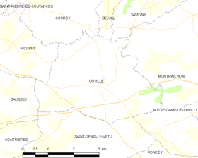Map commune FR insee code 50389.png
