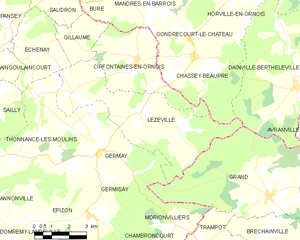 Map commune FR insee code 52288.png