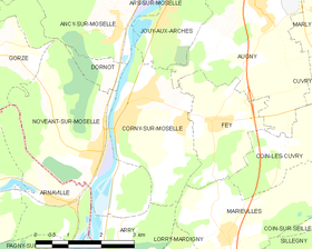 Map commune FR insee code 57153.png