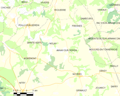 Map commune FR insee code 89010.png