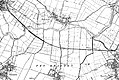 Map of Cambridgeshire OS Map name 033-NW, Ordnance Survey, 1884-1892.jpg
