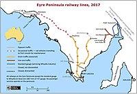 Map of Eyre Peninsula railway lines in 2017.jpg
