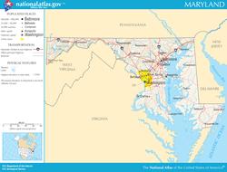 Liste Der Städte In Maryland Wikipedia - Maryland wikipedia